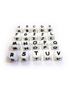 Dado de Silicona con Letras