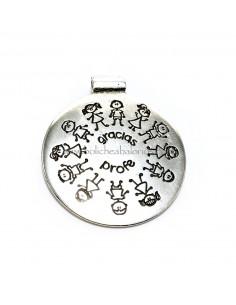 Medallon 40 mm para Profesores