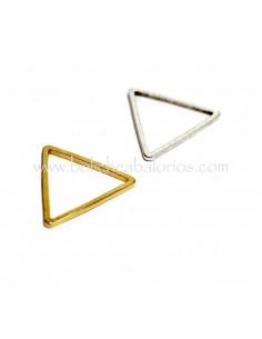 Entrepieza de triangulo
