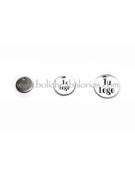 Medallas Grabadas con Logo de Latón con descuentos por cantidad