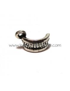 Colgante Dentadura Dentista Zamak
