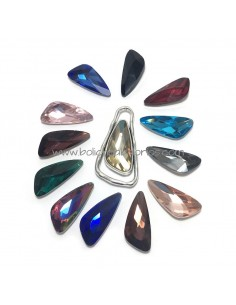 Cristal para pegar Triangular hacia la Derecha