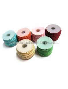 Rollo 25m Cordón de Algodón 1mm