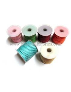 Rollo 10m Cordón de Algodón 2mm
