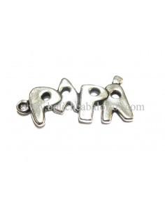 Colgante letras PAPA 20x10