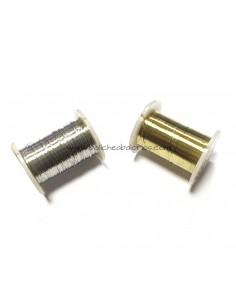 Hilo Metálico Grosor 0.25mm