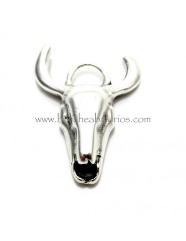 Colgante cabeza de vaca