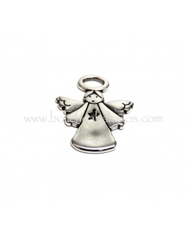 Colgante Silueta Angel 25mm Zamak
