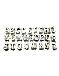 Pasador Letras Zamak 10mm