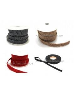 Tira caviar plana 10mm