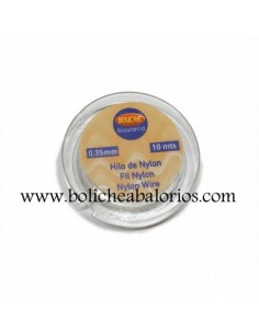 Hilo de Nylon 0.35mm