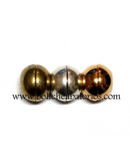 Cierre Imán Forma de Bola de 5mm