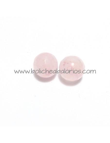 Bola cuarzo rosa 10 mm