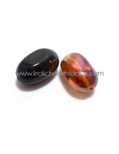 Piedra de canto rodado de 25x16 mm
