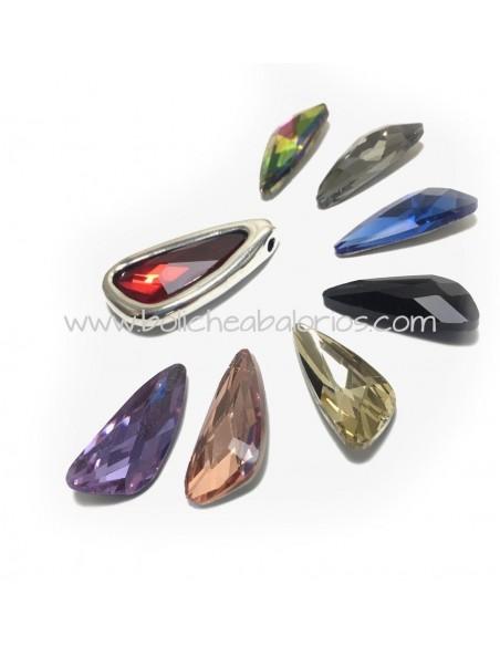 Cristal para pegar Triangular hacia la Izquierda