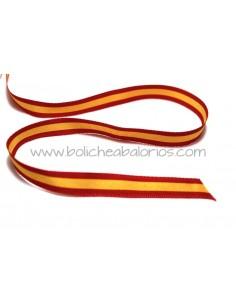 Cinta Bandera de España 12mm