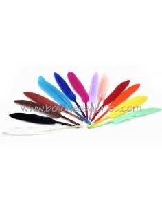 Pluma de Colores 14cm