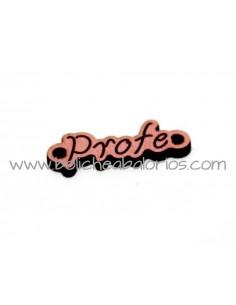 """Conector """"Profe"""" de Madera 26mm"""