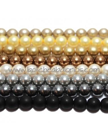 Perlas de 8mm