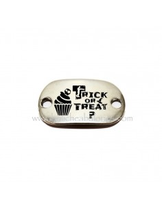 Conector Pulsera Truco o Trato Halloween 35mm Zamak