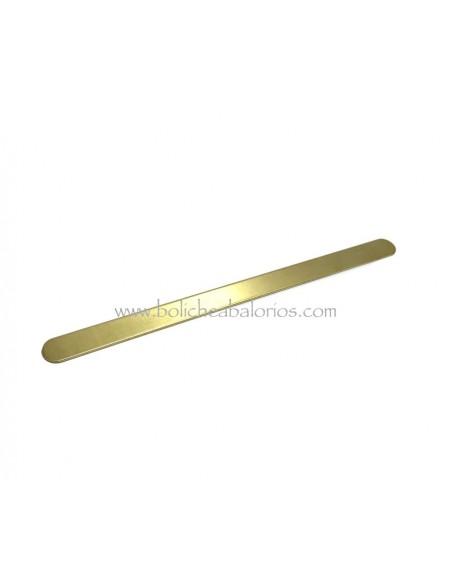 Tira de Latón de 1cm