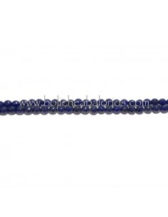 Bola Lapislazuli 6mm Facetada