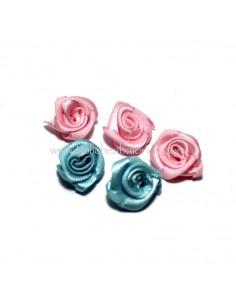 Flor de Tela 15mm