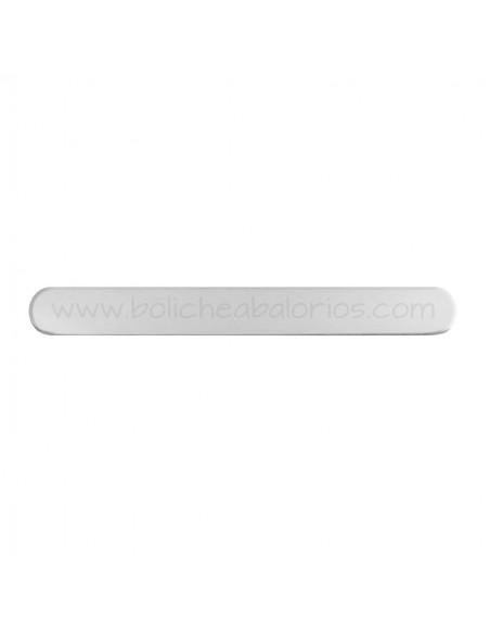 Tira de Aluminio de 15mm