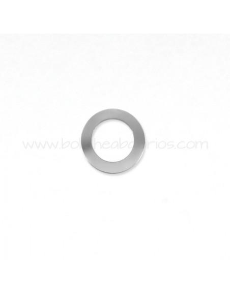 Aro liso de aluminio 30 mm
