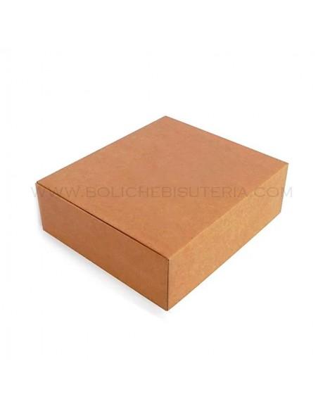 Caja de Regalo Papel Kraft 9cm