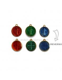 Medallas religiosas esmaltadas