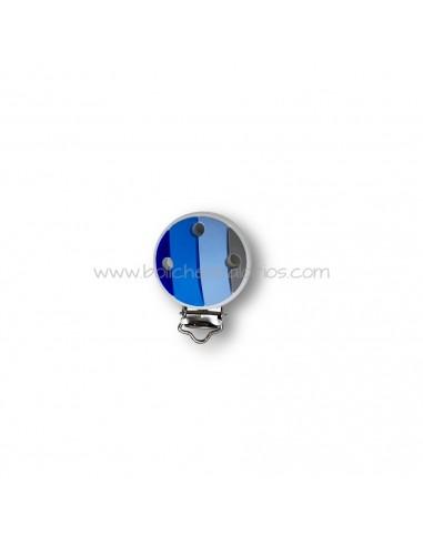 pinza chupetero azules