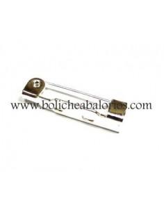 Broche con aguja de 20mm