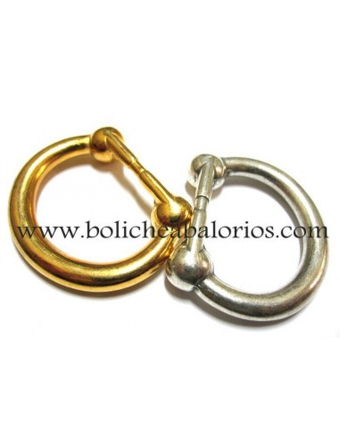 Estribo 40x30mm Zamak