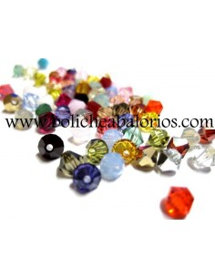 24 TUPIES 3 MM SWAROVSKI