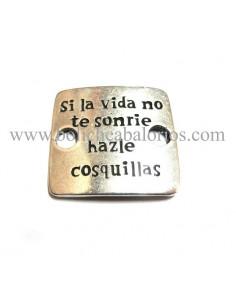 Conector Cosquillas Zamak