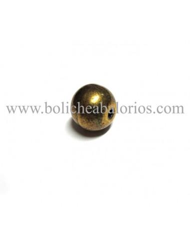 Bola de 10 mm en Oro viejo