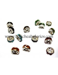 Aro de strass de 6 mm.