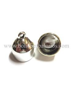 Campana acrilica de 23 mm