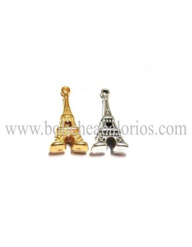Colgante Torre Eiffel 20mm Zamak