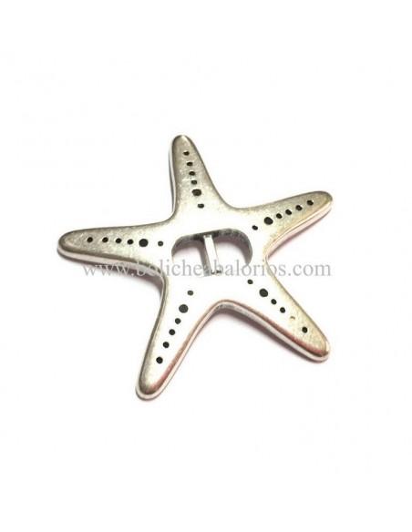 Hebilla en estrella