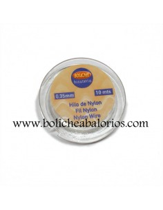 Rollo Hilo de Nylon 0.35mm