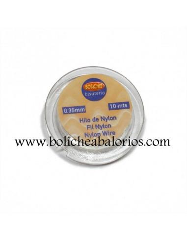Rollo Hilo de Nylon 0.35mm