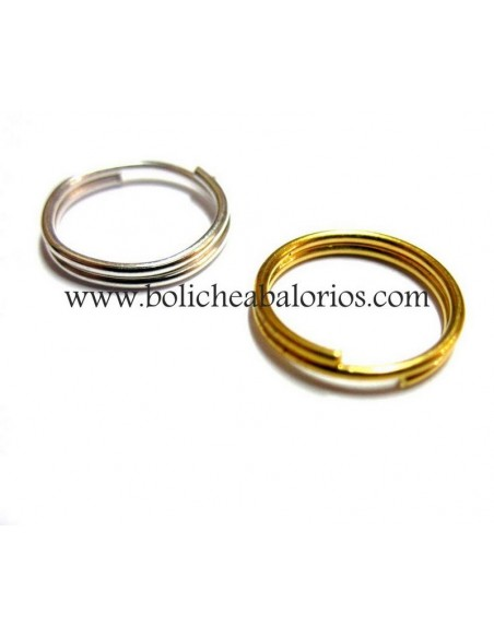 Anilla Doble de 12 mm