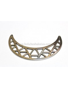 Aplique para Collar 66x17mm Zamak