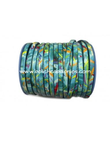 Vaquetilla moldeada multicolor 5 mm