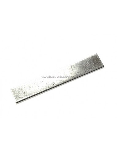 Tira metal Aluminio 15 x 5