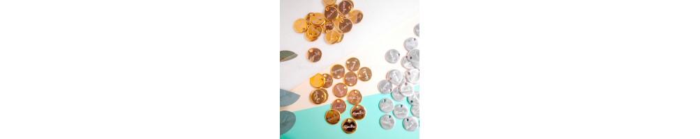Servicios de grabación en metal, laser o punta de diamante o joyeria