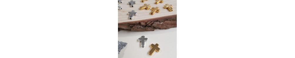 Abalorios, cuentas y colgantes para crear detalles y regalos de comunión