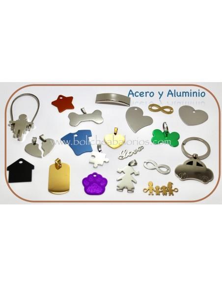 Acero y aluminio